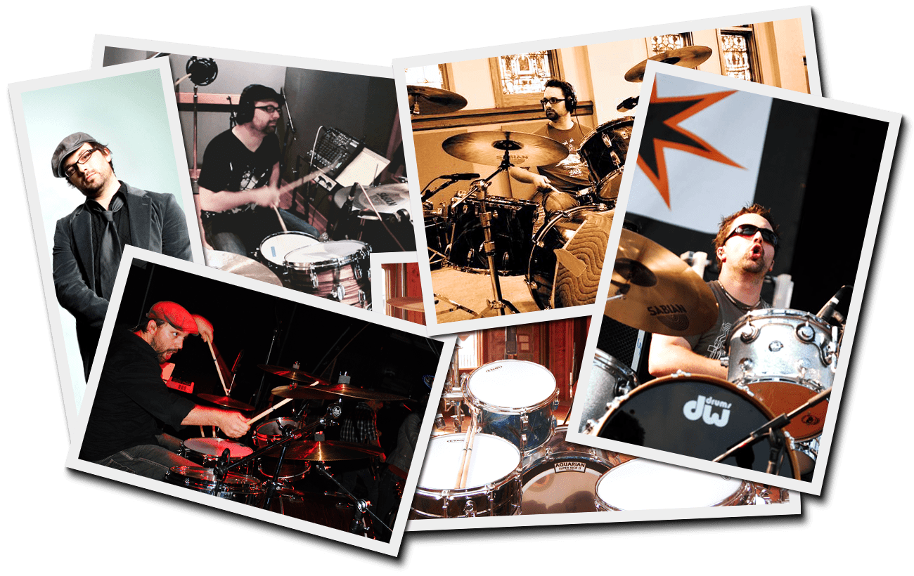 Welcome to Chris Brush Drums – Custom Session Drums